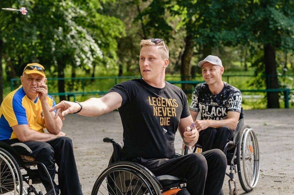 """Мешканець Дружківки бере участь у конкурсі для чоловіків з інвалідністю """"Мужність без обмежень"""" (ФОТО), фото-4"""