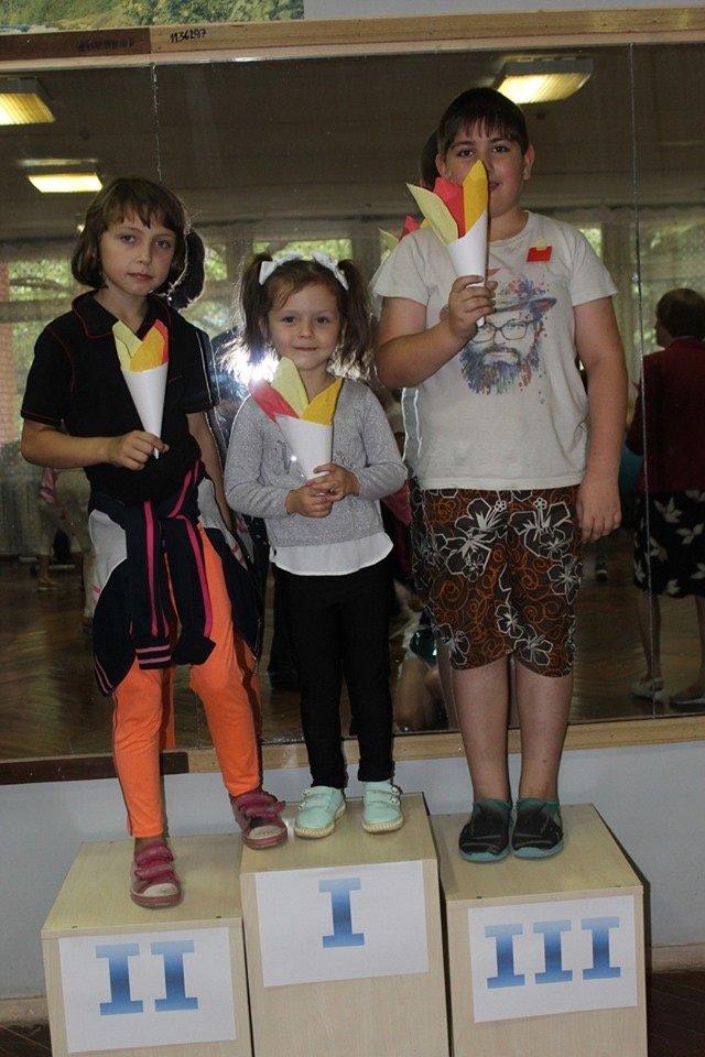 Дружківка: У «Грайлику» малеча долучилася до олімпійських дисциплін  (ФОТО), фото-2