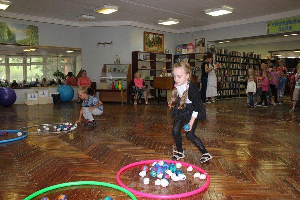 Дружківка: У «Грайлику» малеча долучилася до олімпійських дисциплін  (ФОТО), фото-1