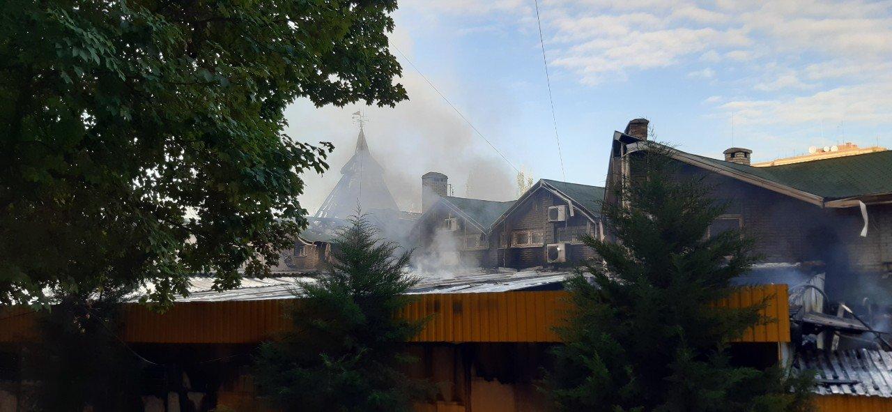 В Дружковке сгорел рынок «Магнат» (ФОТО), фото-5