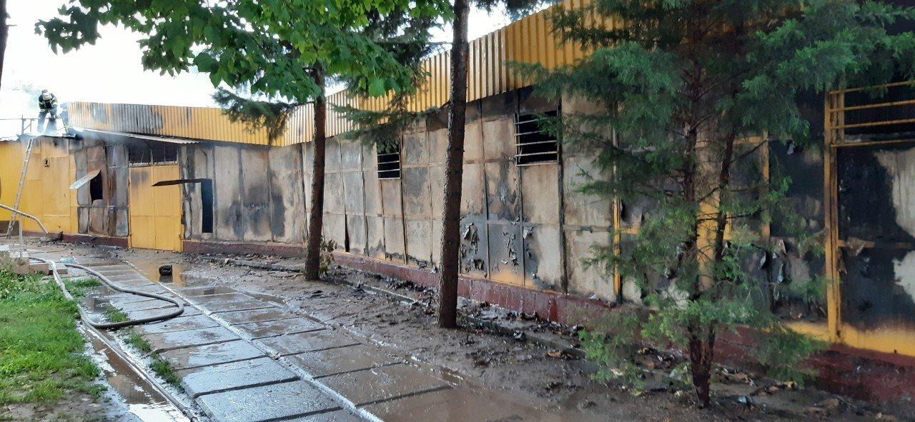 В Дружковке сгорел рынок «Магнат» (ФОТО), фото-3
