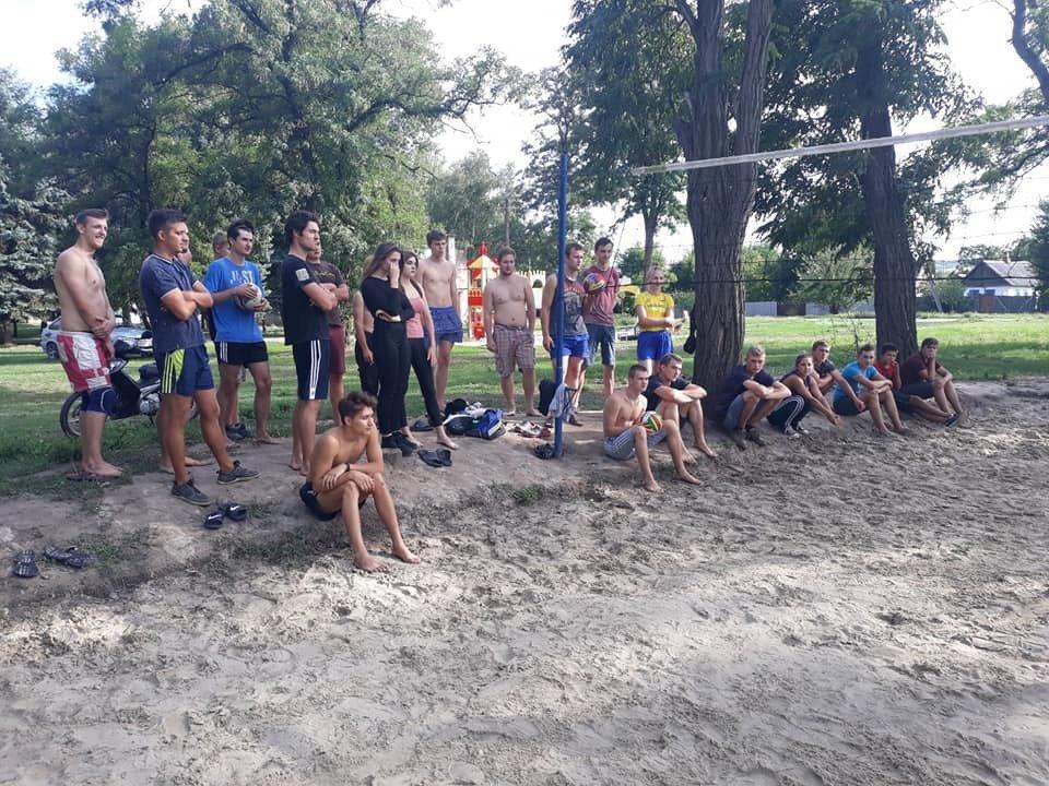 Для молоді Олексієво-Дружківки серпень видається по-справжньому запеклим (ФОТО), фото-3