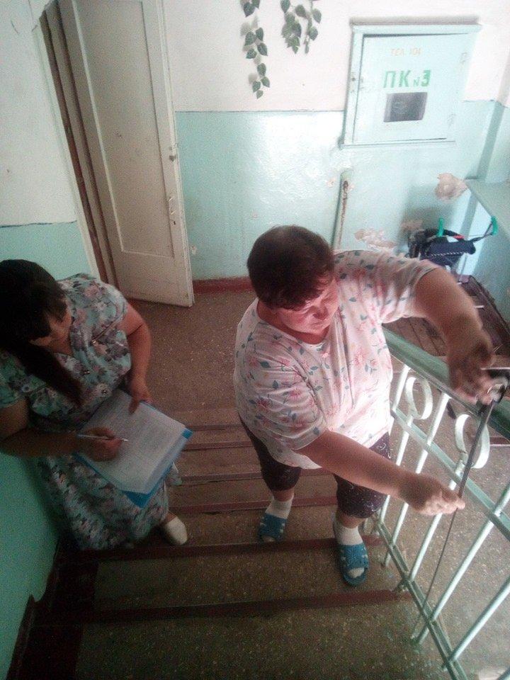 В Дружківці громадські активісти оцінили доступність соцгуртожитку для дітей-сиріт (ФОТО), фото-3