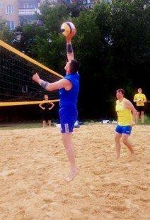 В Дружковке прошел очередной розыгрыш Кубка ХиТа по пляжному волейболу, фото-1