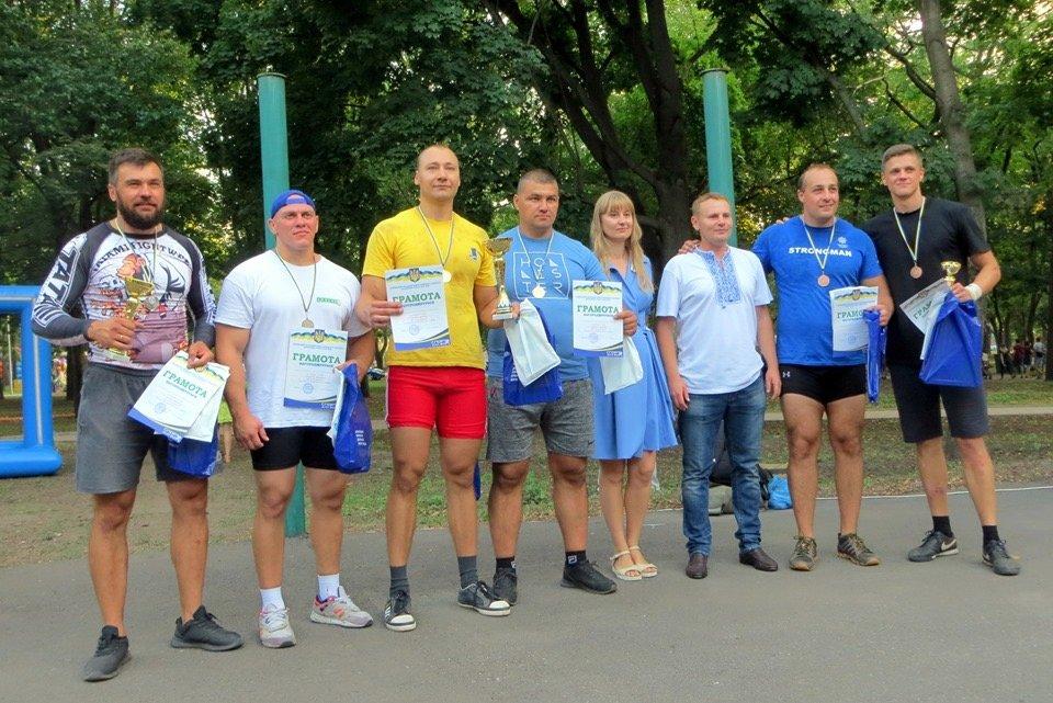 Богатирі з Дружківки стали переможцями обласного фестивалю «Козацькі розваги» (ФОТО), фото-7