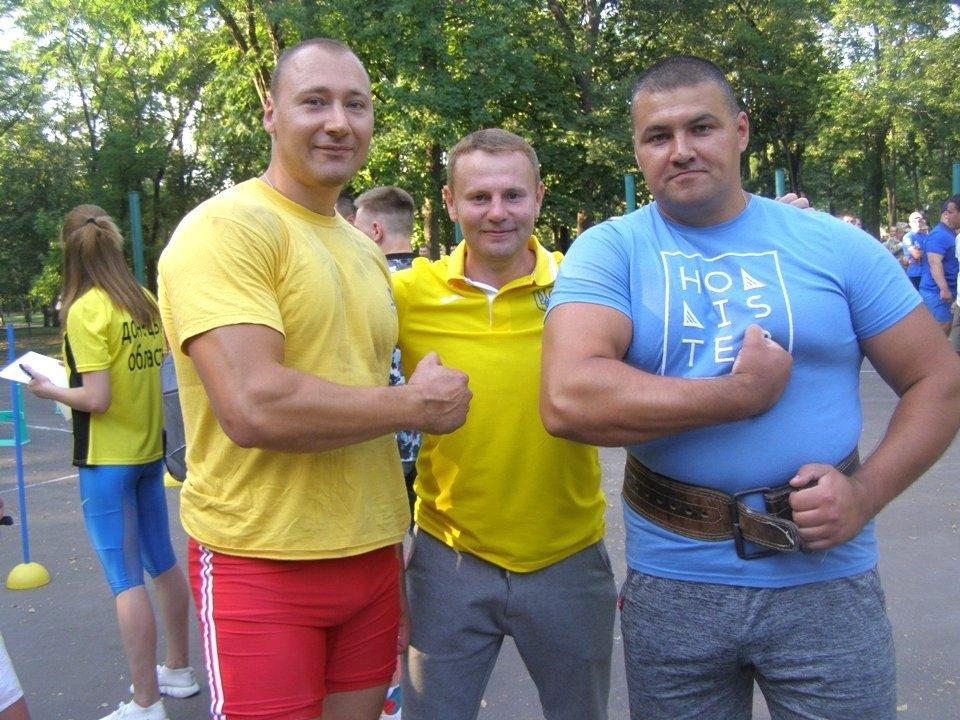 Богатирі з Дружківки стали переможцями обласного фестивалю «Козацькі розваги» (ФОТО), фото-6
