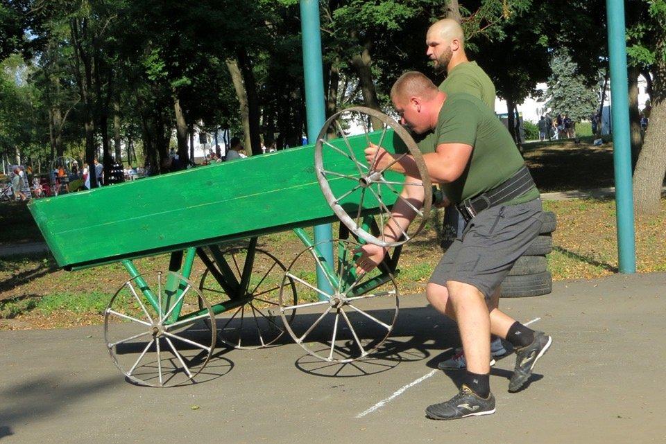 Богатирі з Дружківки стали переможцями обласного фестивалю «Козацькі розваги» (ФОТО), фото-3