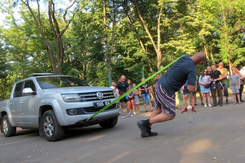 Богатирі з Дружківки стали переможцями обласного фестивалю «Козацькі розваги» (ФОТО), фото-5