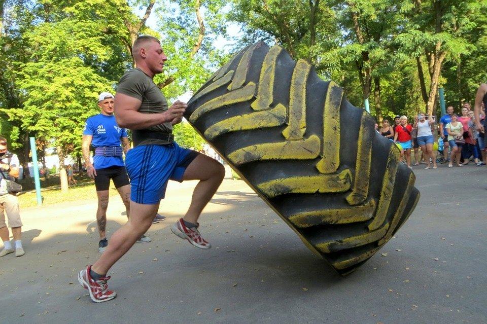Богатирі з Дружківки стали переможцями обласного фестивалю «Козацькі розваги» (ФОТО), фото-1