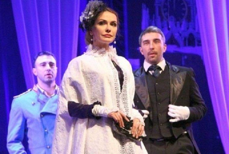 Дружковка: На сцене ДК «Этюд» Ольга Сумская предстанет в образе Анны Карениной , фото-2