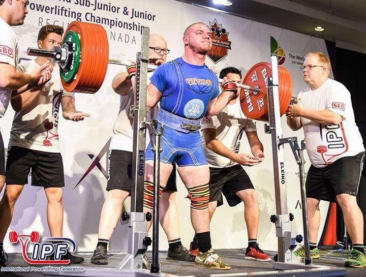 ЦЕ НАШІ: Дружківські атлети б'ють світові рекорди на чемпіонаті світу у Канаді (ФОТО), фото-1