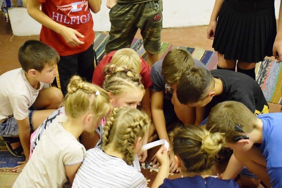 Дружківка: Юні вихованці ЦДЮТ взяли участь у грі-квесті «Стежками рідної землі» (ФОТО), фото-1