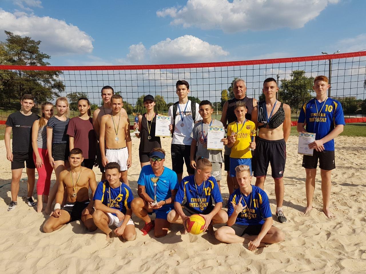 У Дружківці визначились чемпіони з паркового волейболу та дворового футболу (ФОТО), фото-2