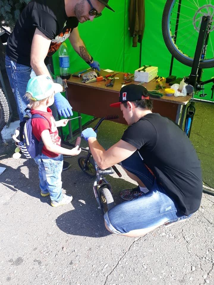 В Дружковке провели велофестиваль «ДружБайк» (ФОТО), фото-4