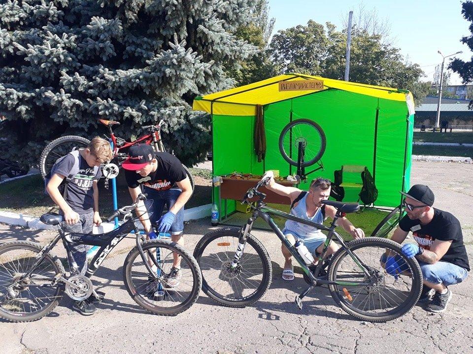 В Дружковке провели велофестиваль «ДружБайк» (ФОТО), фото-3