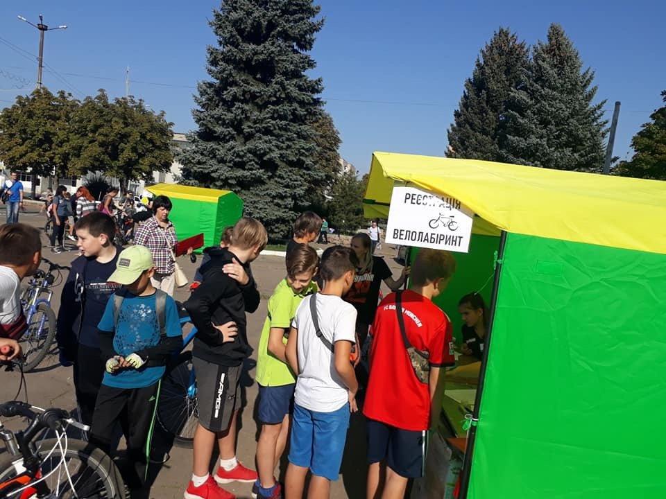В Дружковке провели велофестиваль «ДружБайк» (ФОТО), фото-1