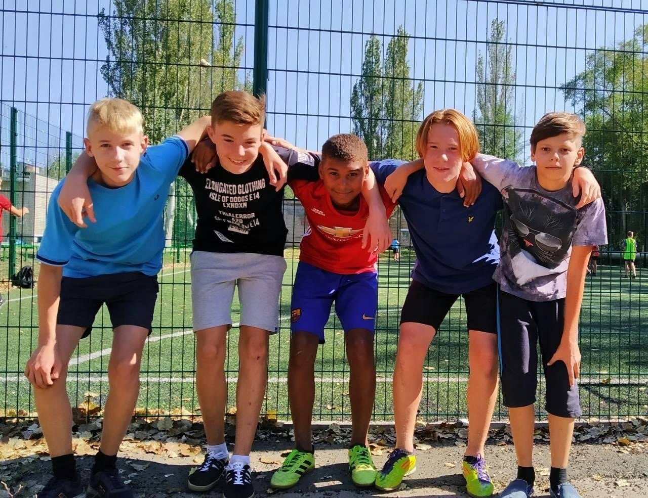 Дружковка: В школе №12 определились призеры футбольного турнира, фото-2