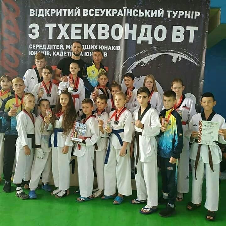 Команда мастеров тхэквондо из Дружковки стала лучшей на турнире в Одессе (ФОТО), фото-1