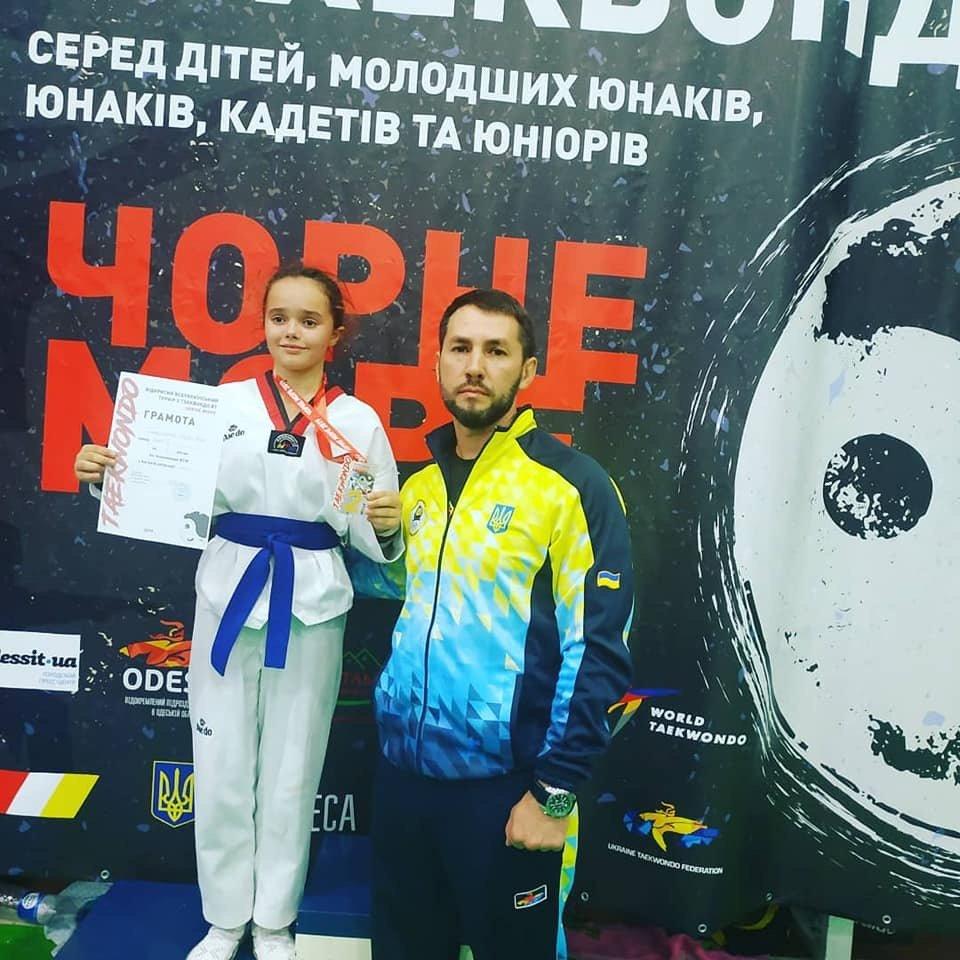 Команда мастеров тхэквондо из Дружковки стала лучшей на турнире в Одессе (ФОТО), фото-3