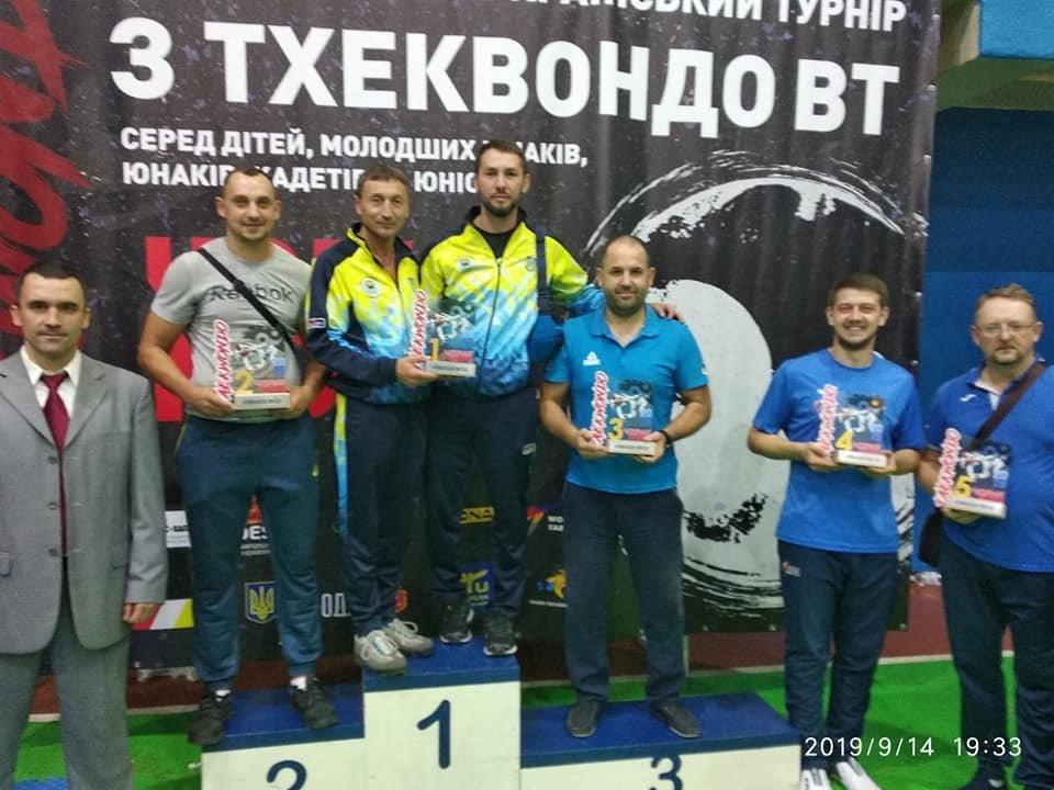 Команда мастеров тхэквондо из Дружковки стала лучшей на турнире в Одессе (ФОТО), фото-2