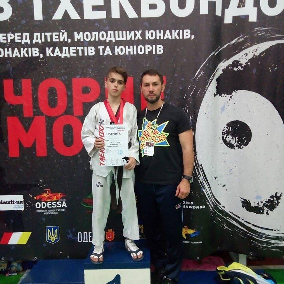 Команда мастеров тхэквондо из Дружковки стала лучшей на турнире в Одессе (ФОТО), фото-4