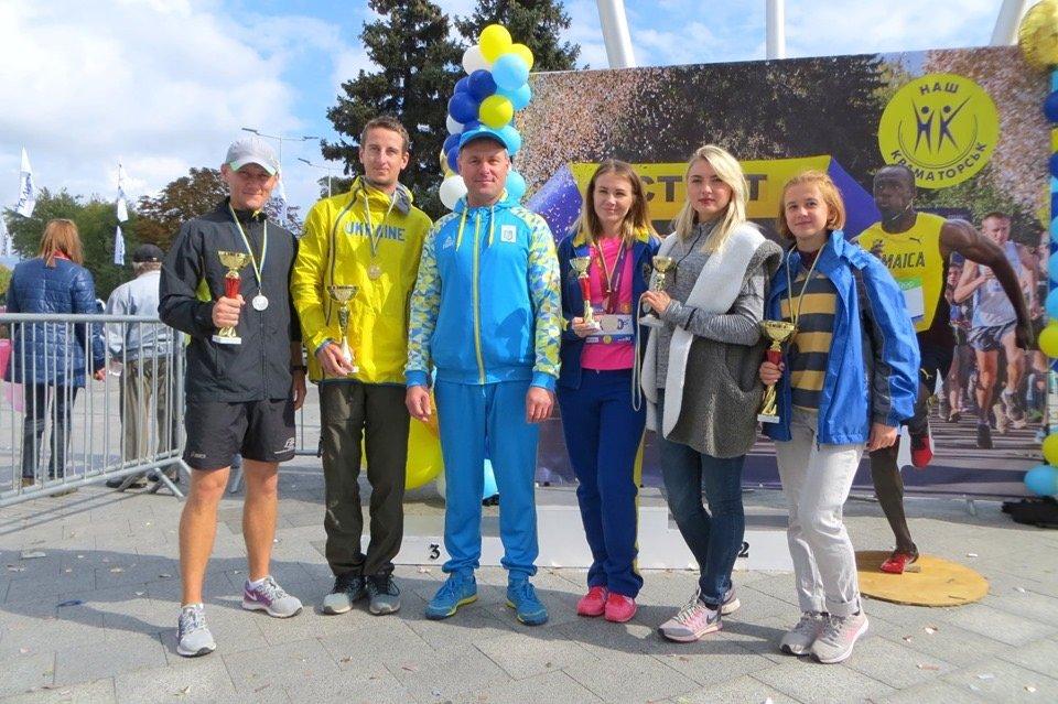 Спортсменки з Дружківки отримали нагороди Всеукраїнських легкоатлетичних змагань , фото-4