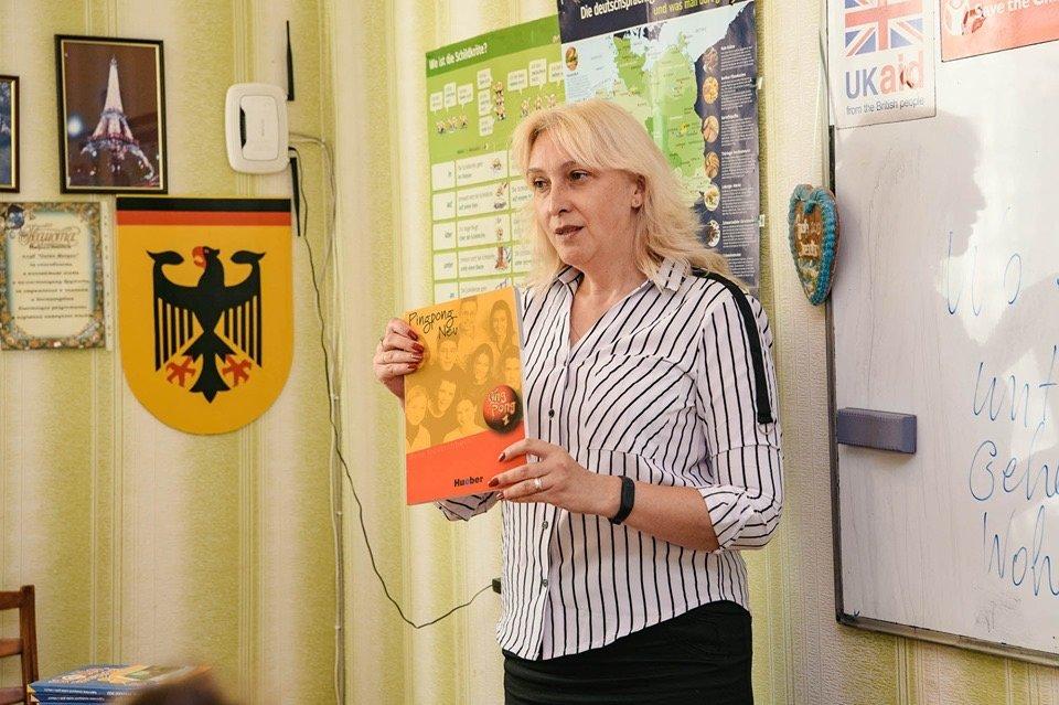 Дружківка: Вивчати іноземну мову з новими книжками стане веселіше (ФОТО), фото-6