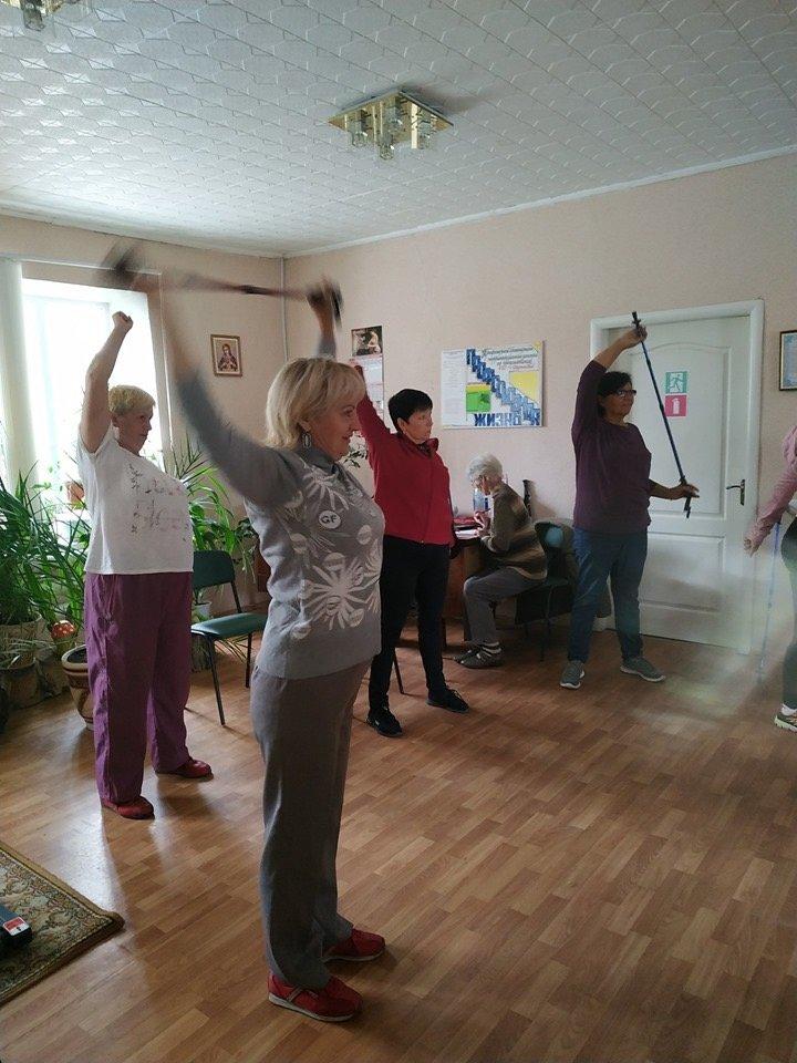В Дружковском терцентре делают ставку на активное долголетие , фото-2