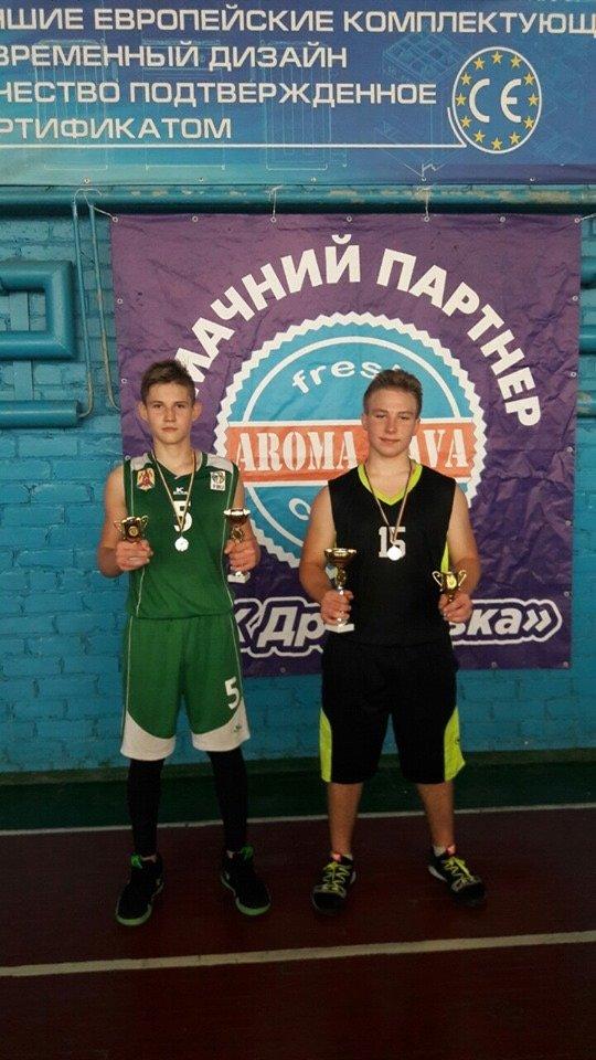 Дружковские баскетболисты взяли серебро всеукраинского турнира, фото-2