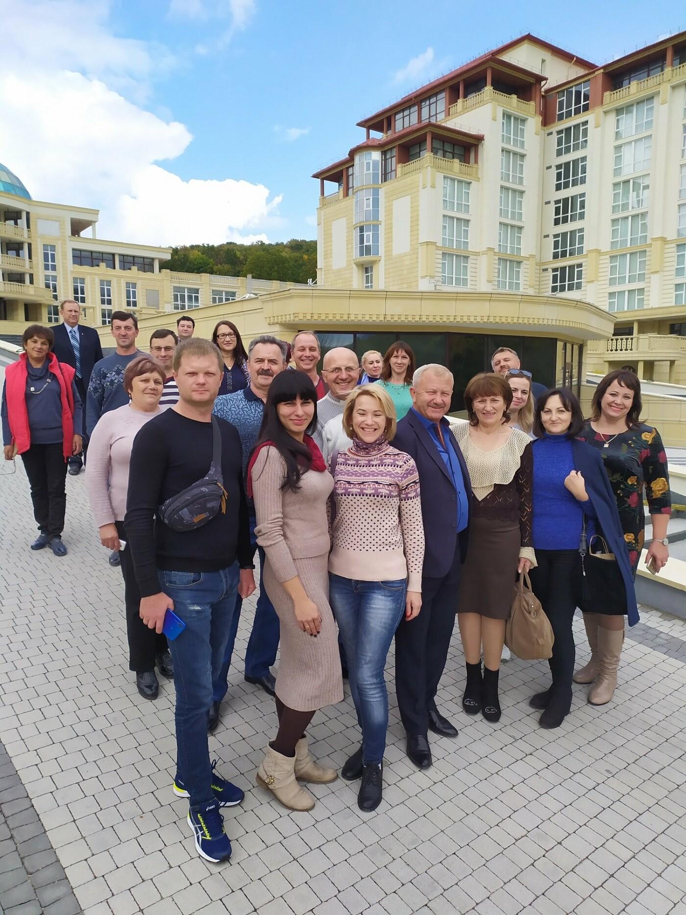 Представники Дружківки та Олексієво-Дружківки вивчали досвід роботи об'єднаних громад на Заході України, фото-1