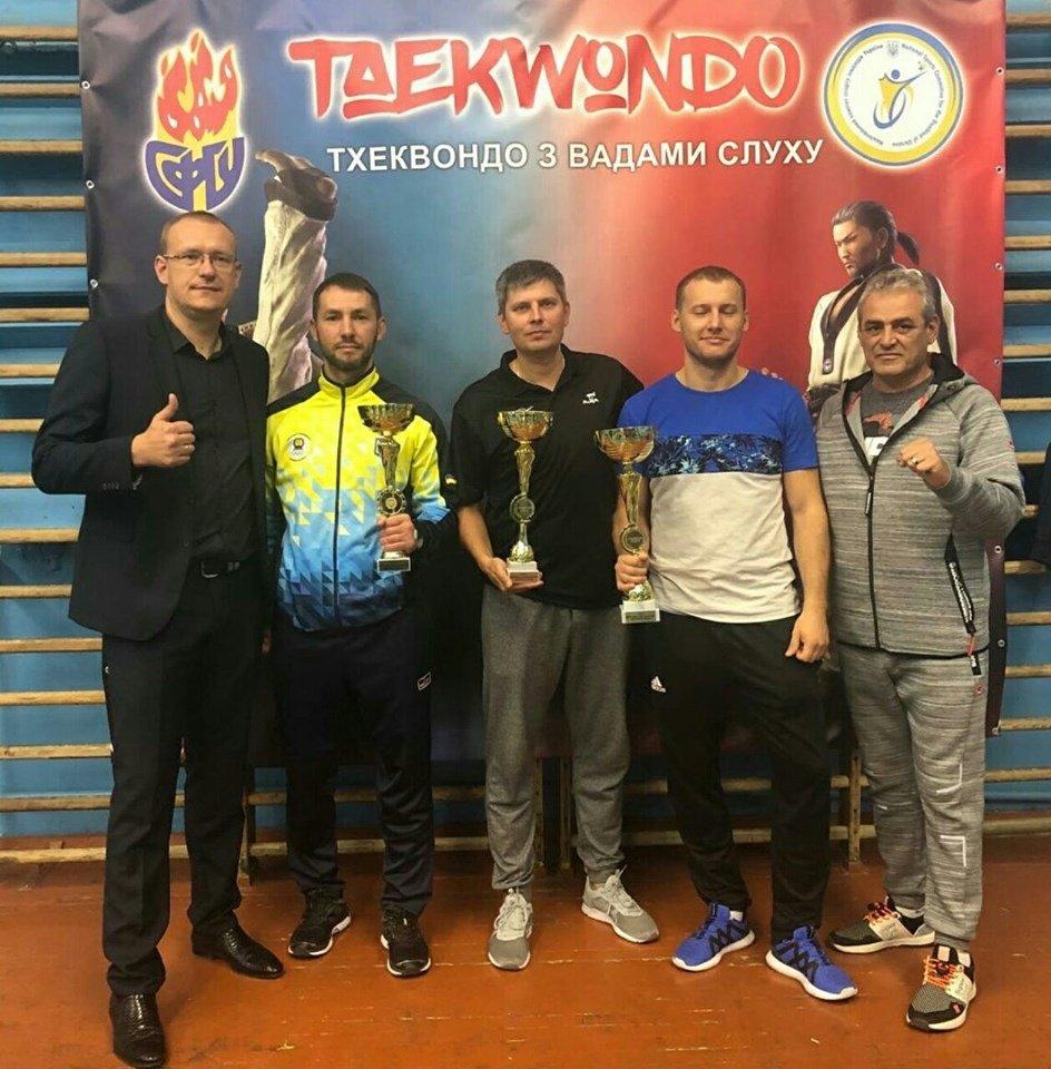 Двоє атлетів з Дружківки стали призерами Кубку України з тхеквондо, фото-1