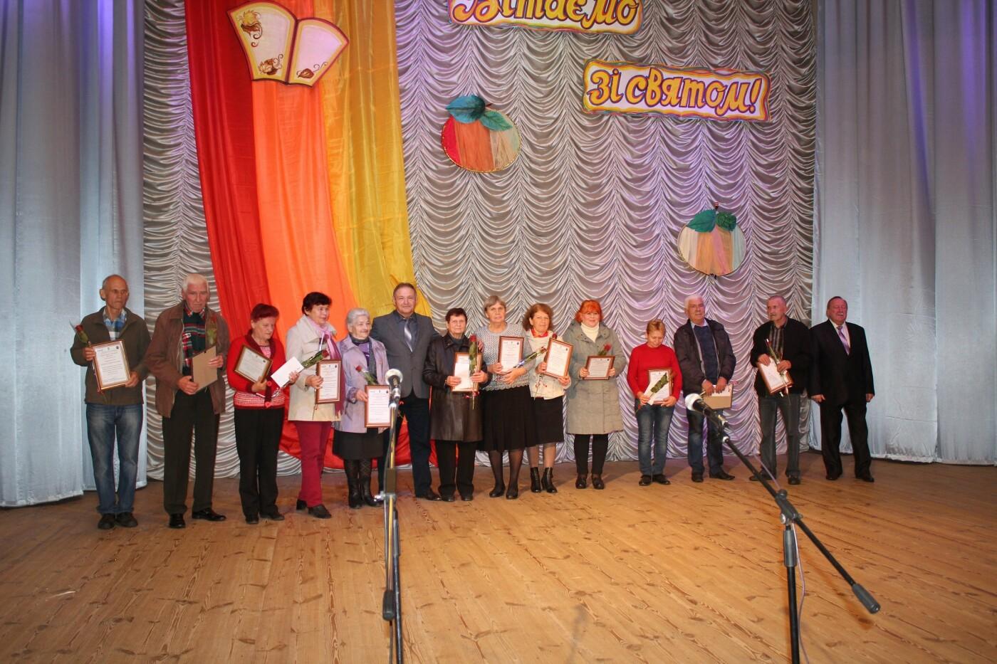 Поклон мудрости и опыту: В Дружковке сегодня чествовали пожилых жителей города (ФОТО), фото-1