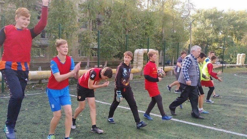 Дружковка: В школе №12 завершился футбольный марафон и подведены итоги, фото-1