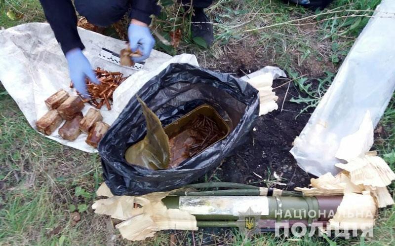 Арсенал Рэмбо: У жителя Дружковки изъяли гранатомёт и массу патронов (ФОТО), фото-3