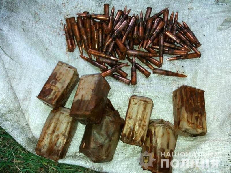 Арсенал Рэмбо: У жителя Дружковки изъяли гранатомёт и массу патронов (ФОТО), фото-4