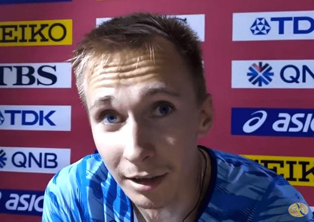 Представник Дружківки у складі збірної України взяв участь в чемпіонаті світу з легкої атлетики , фото-1