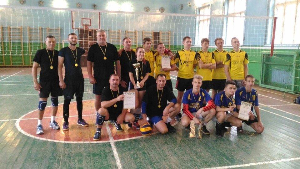 В Дружковке определился чемпион города по волейболу, фото-2