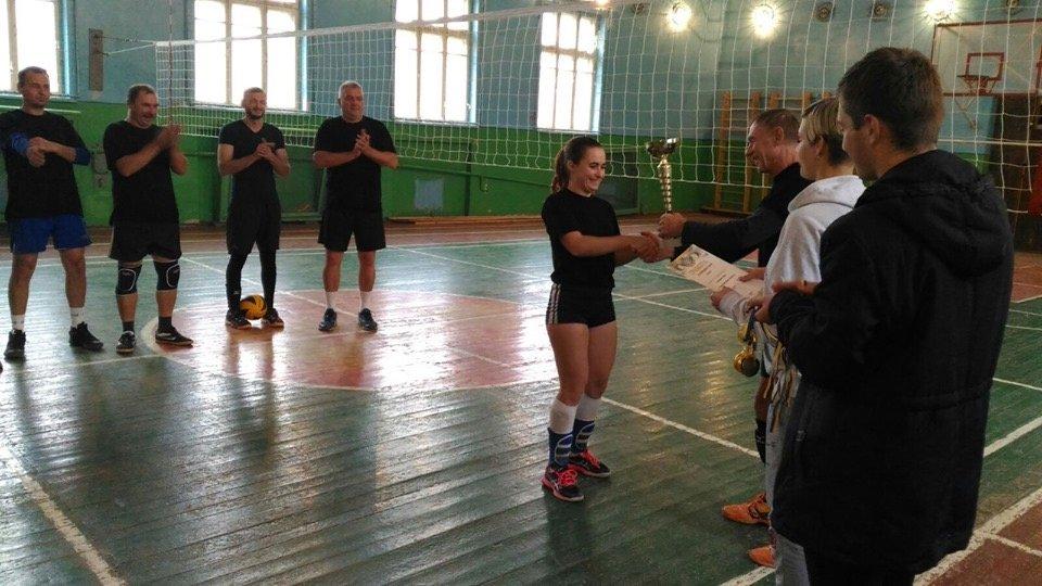 В Дружковке определился чемпион города по волейболу, фото-1