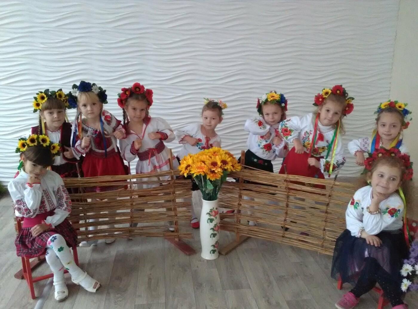 Нащадки козаків: Дружківськи малеча святкують День українського козацтва (ФОТО), фото-4