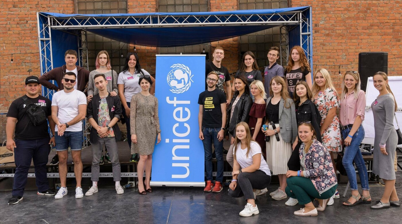 Дружковская школьница представляла город на Фестивале активной молодежи во Львове, фото-1