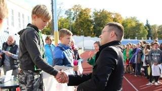 Вихованці Дружківського НВК №10 отримали бронзові нагороди обласного чемпіонату з легкої атлетики, фото-3