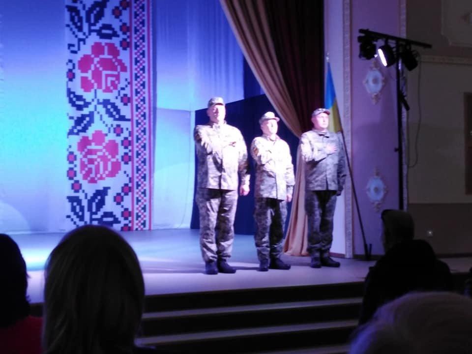Дружківка: У палаці культури «Етюд» сьогодні відбувся святковий концерт (ФОТО), фото-1