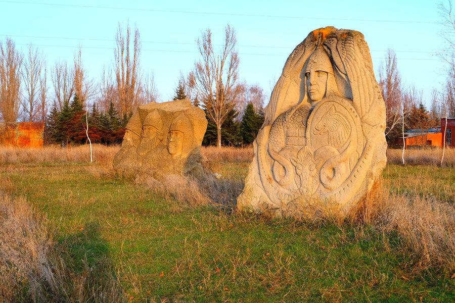 Золотые краски осени: Любимые фотозоны в Дружковке (ФОТО), фото-1