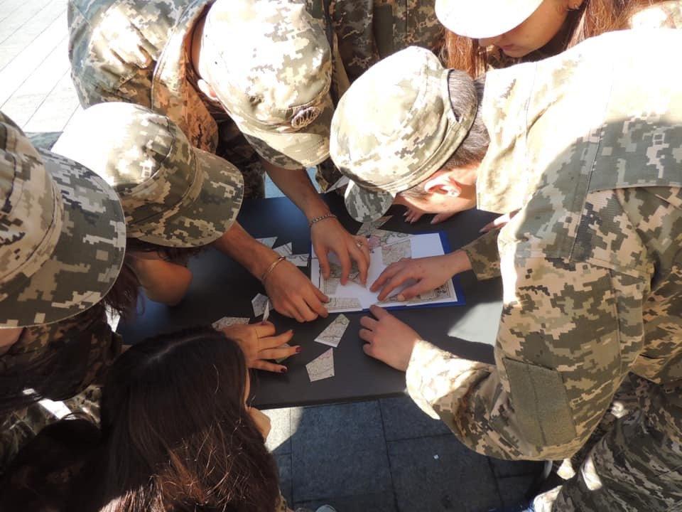 Учні дружківських шкіл взяли участь у обласному козацькому квесті (ФОТО), фото-4