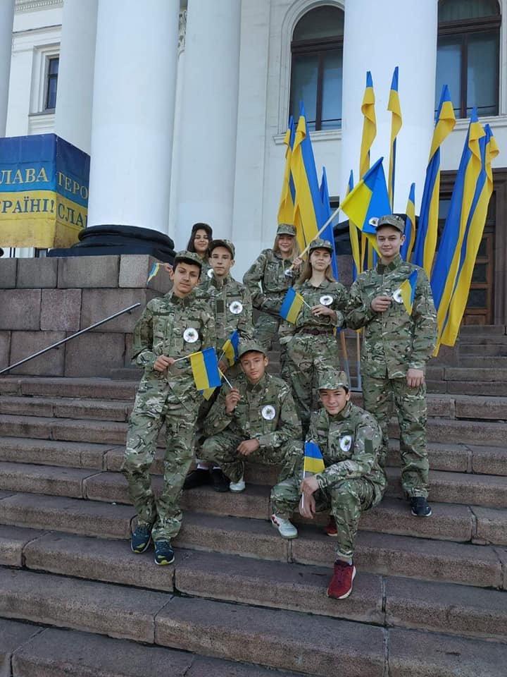 Учні дружківських шкіл взяли участь у обласному козацькому квесті (ФОТО), фото-1