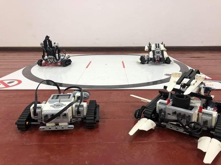 Діти та роботи: У Дружківці вперше відбувся дводенний курс-інтенсив з робототехніки (ФОТО), фото-3