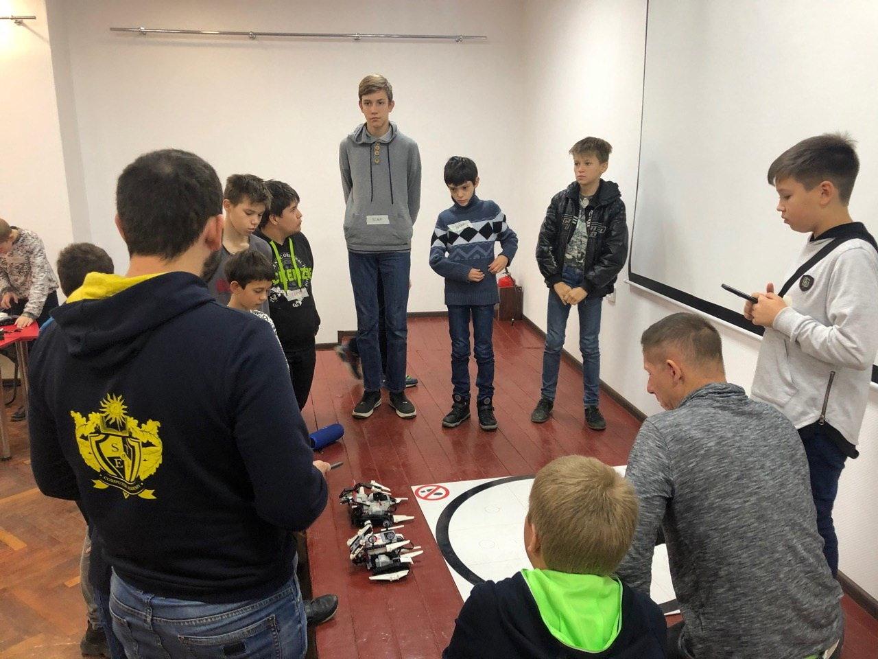 Діти та роботи: У Дружківці вперше відбувся дводенний курс-інтенсив з робототехніки (ФОТО), фото-4