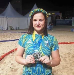 Воспитанница тренера из Дружковки завоевала для Украины историческую медаль (ФОТО), фото-1