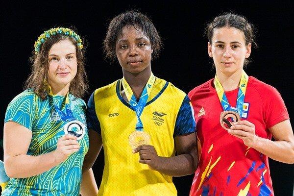 Воспитанница тренера из Дружковки завоевала для Украины историческую медаль (ФОТО), фото-3