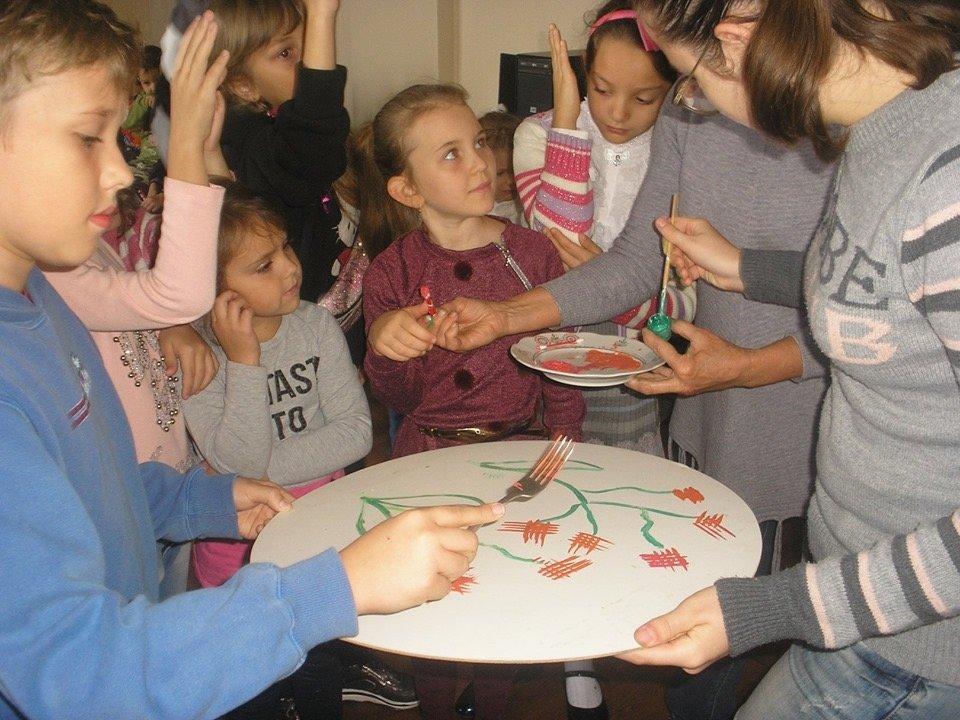 У Дружківці школяри на канікулах розважаються навіть у бібліотеках (ФОТО), фото-5